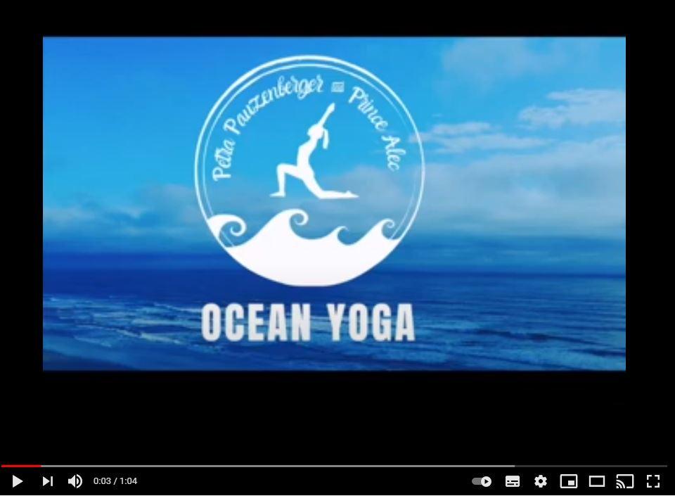 Ocean Yoga YouTube