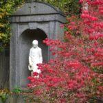 Ohlsdorfer Friedhof im Herbst