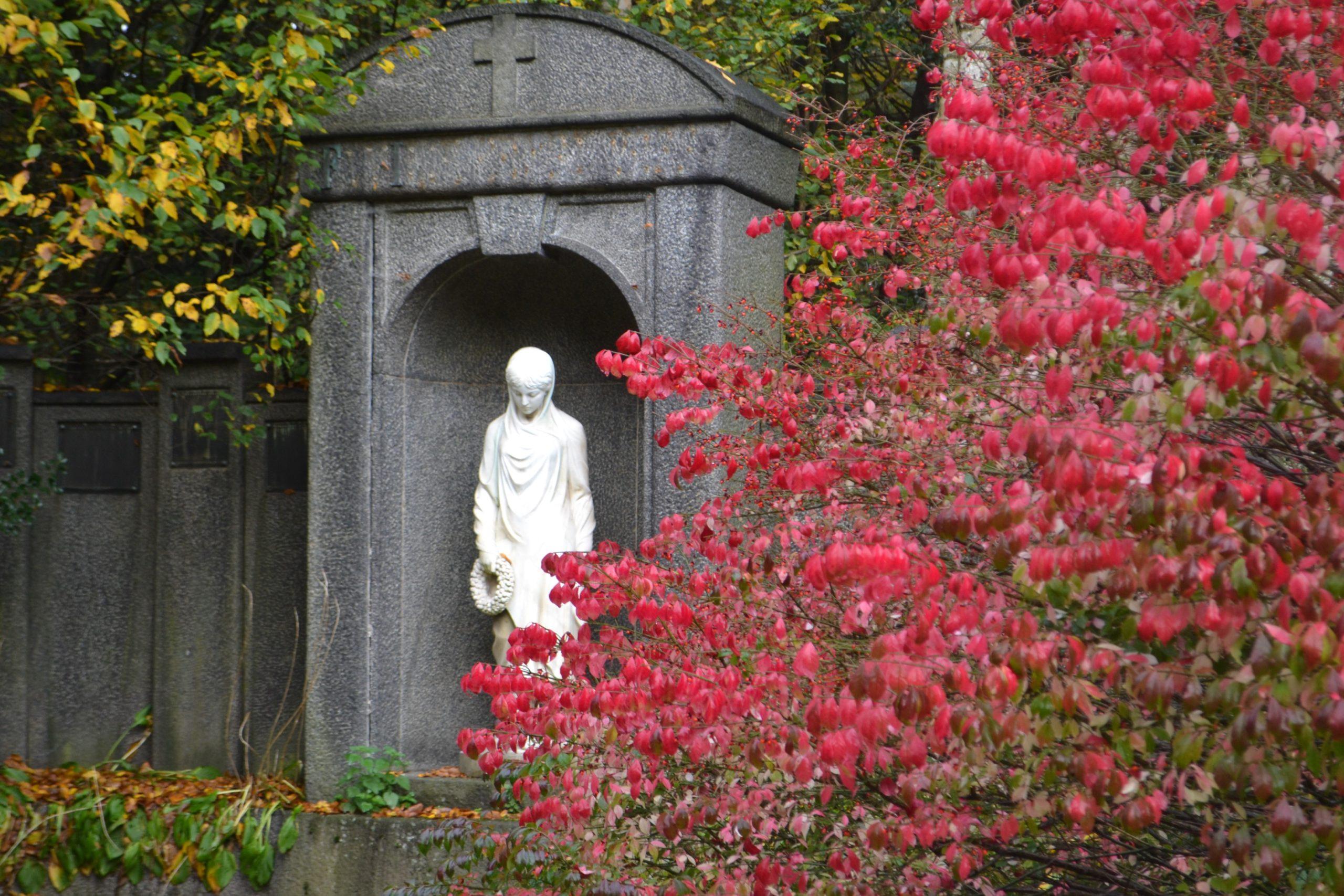 """""""Herbstzauber"""" - Führung auf dem Ohlsdorfer Friedhof"""
