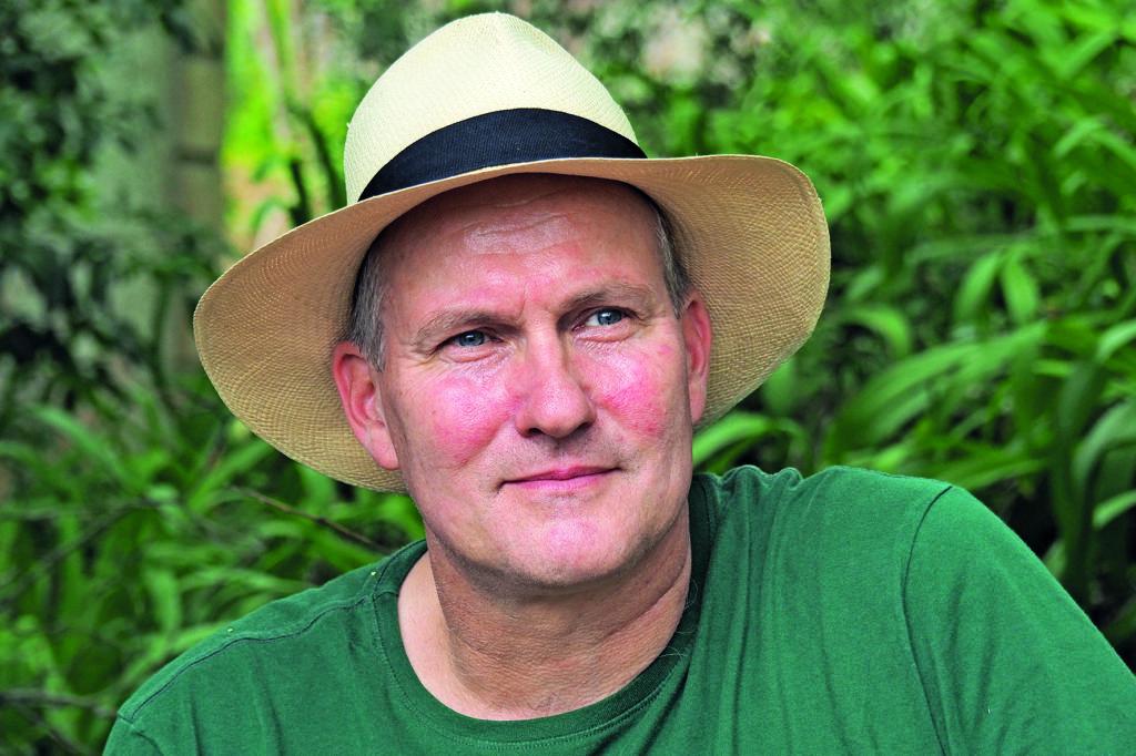 Helge Masch vom Botanischen Sondergarten gibt Gartentipps