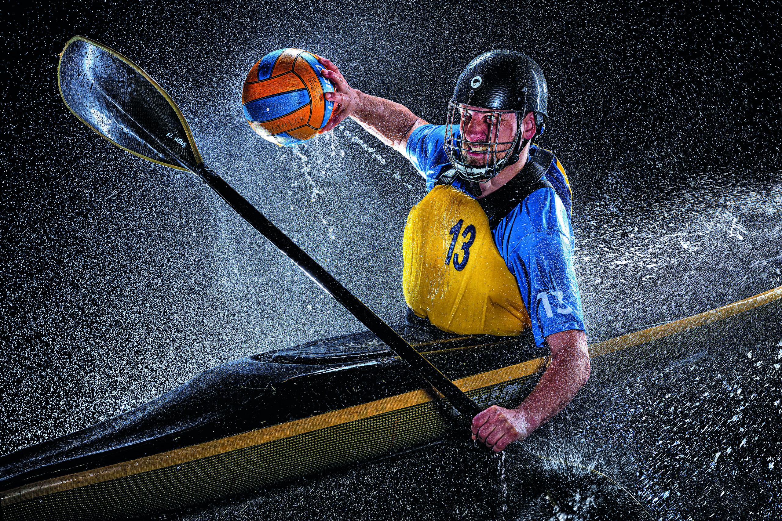 Fotoausstellung: Sport dynamisch in Szene gesetzt