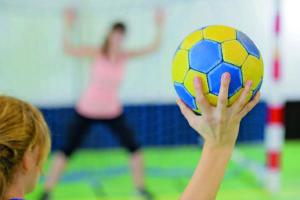 Beim Walddörfer SV steht in den ferien auch Ballsport auf dem Programm