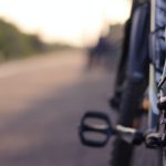 selective focus photograph of bicycle