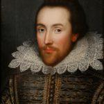 William Shakespeare gelesen in Szenen von Armin und Jasper Diedrichsen im Wagnerhof im Museumsdorf Volksdorf