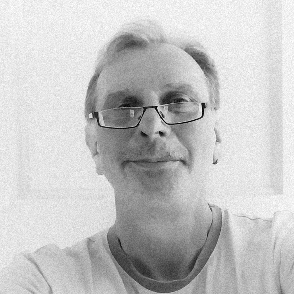 Volker Bredow aus Volksdorf organisiert das Blues-Festival