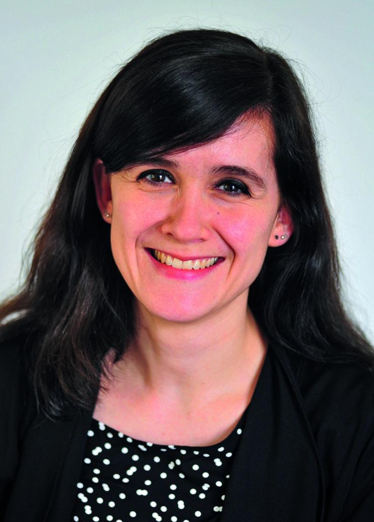 Ramona Bruhn-Tobler vom Maltheser Hilfsdienst