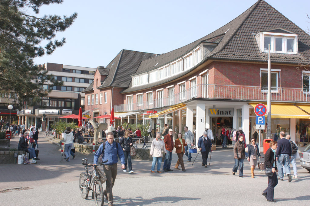 Autofreies Volksdorf