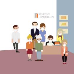 Firma Reschke Immobilien in Volksdorf