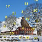 Volksdorfer Spenden-Adventskalender 2020
