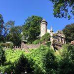 Burg Henneberg in Poppenbüttel