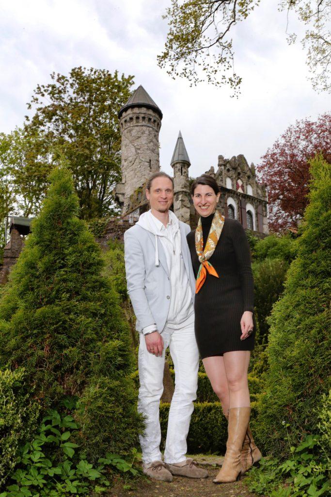 Burg Henneberg und die Hagers