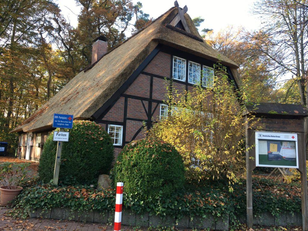 Die Langhein-Kate in Poppenbüttel