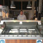 Dein Cafe in Ammersbek mit Eistruhe