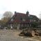 Baumfällung Saseler Marktplatz