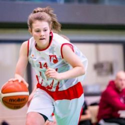 Basketballerin Lenia Fuhrken vom Walddörfer SV