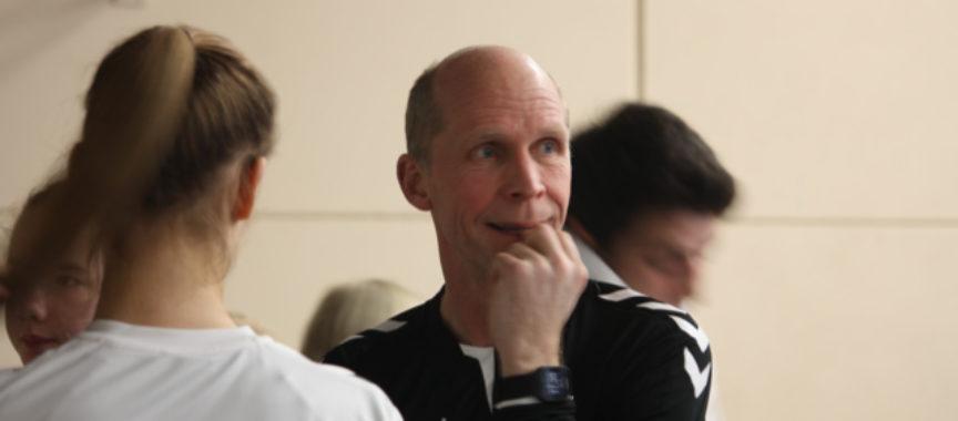 Handball Trainer Stefan Schnackenberg