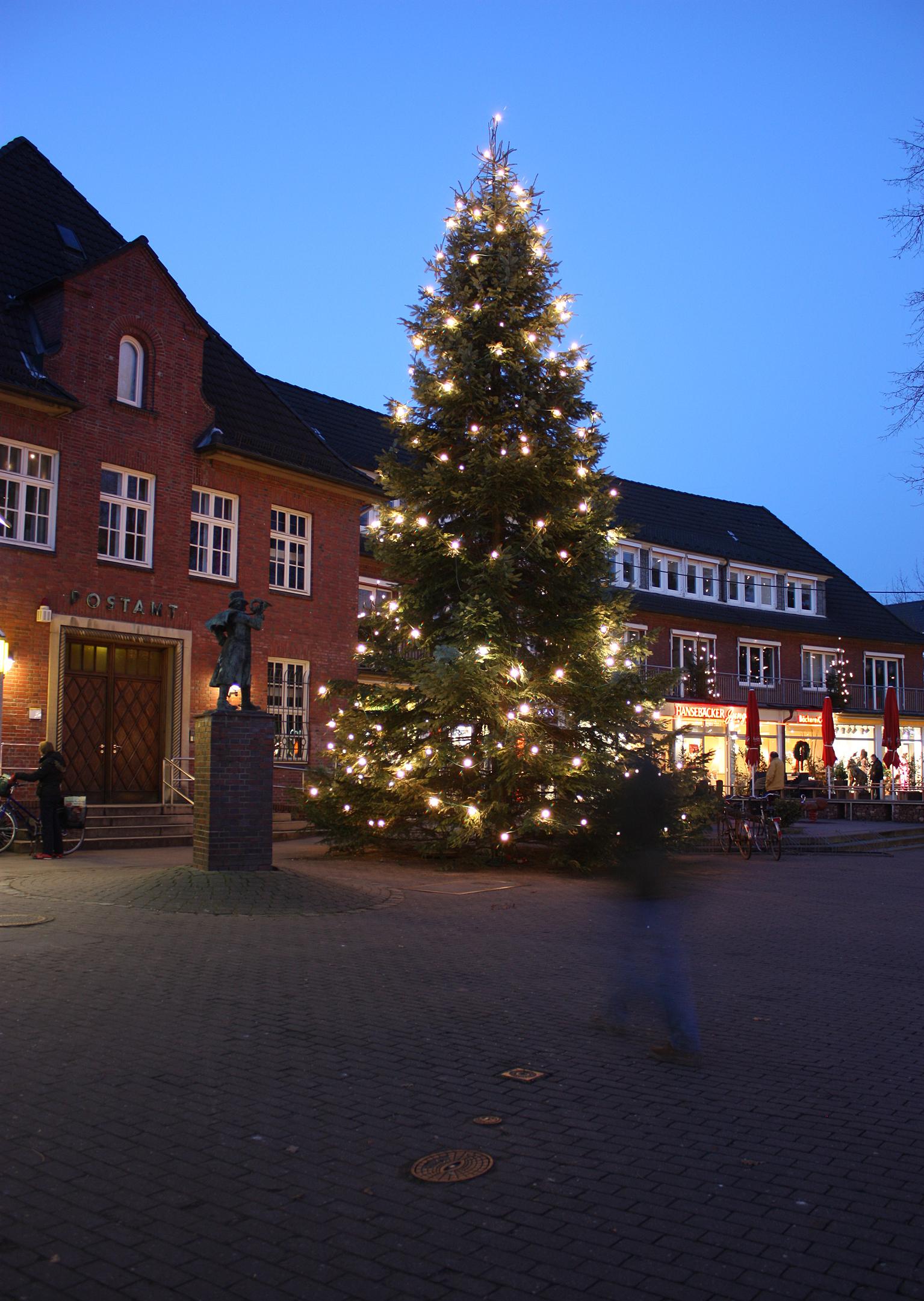 Illumination Volksdorf