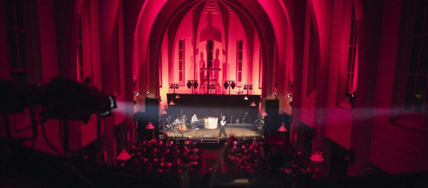 Benefizkonzert in der Rockenhof-Kirche in Volksdorf