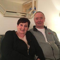 Karin und Bernd Klostermann feiern Diamantene Hochzeit