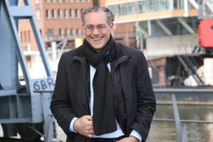 EWettermoderator Frank Böttcher aus Sasel