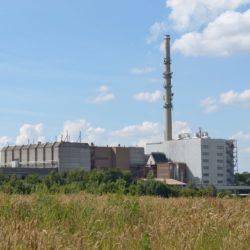 Müllverbrennungsanlage in Stapelfeld