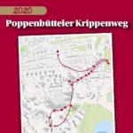 Karte vom Krippenweg in Sasel