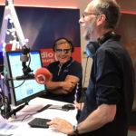 John Ment moderiert bei Radio Hamburg