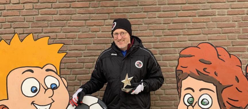 Vereinspräsident Oliver Stork vom Duvenstedter SV