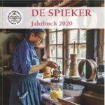 Titelseite des Jahrbuch des Spieker vom Museumsdorf Volksdorf