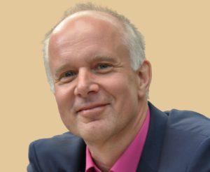 Ulrich Lopatta,  Vorstandsvorsitzender des Walddörfer SV