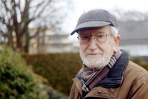 Udo Wolf wohnt in der Seniorenwohnanlage in Großhansdorf