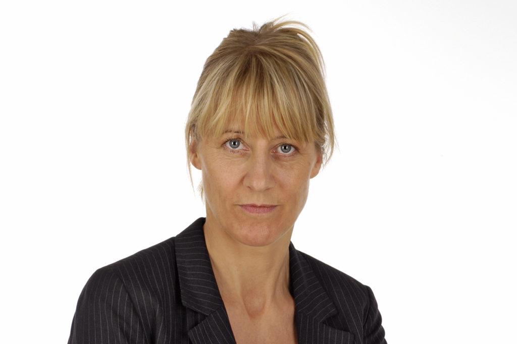 Frauke Hannes beschäftigt sich mit dem Thema Betrug