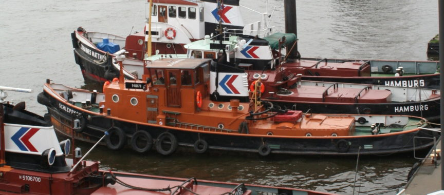 Hamburger Schiffe