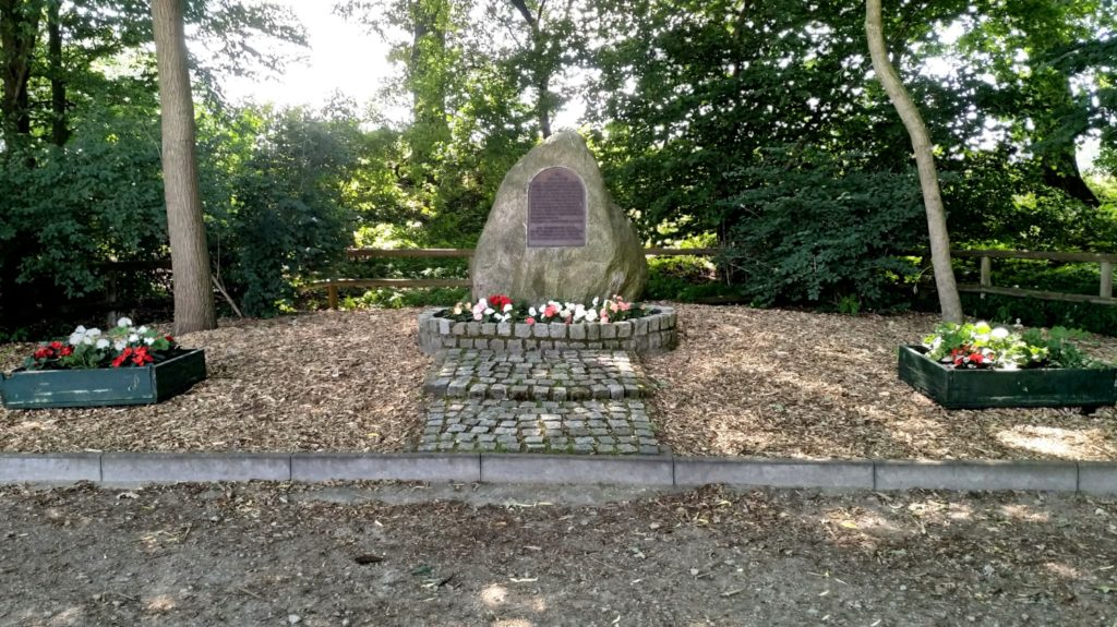 Die KZ-Gedenkstädte im Wittmoor bei Duvenstedt