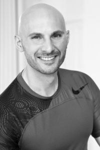 Stephan Lekkas ist Personaltrainer