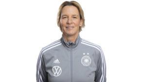 Bundestrainerin Martina Voss-Tecklenburg