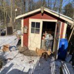 Unbekannte randalieren im Waldkindergarten in Volksdorf