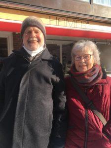 Inge und Pieter Kunstreich
