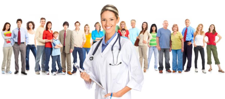 Berufe in der Pflege