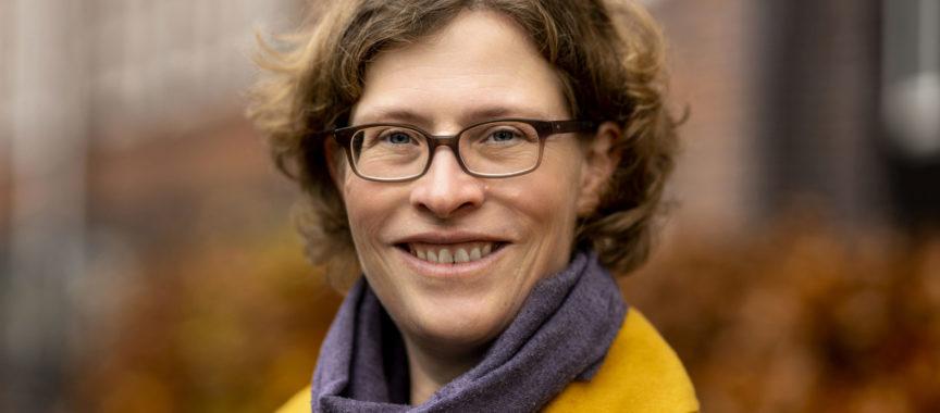 Dr. Heike Opitz ist die neue Dezernentin im Bezirksamt Wandsbek