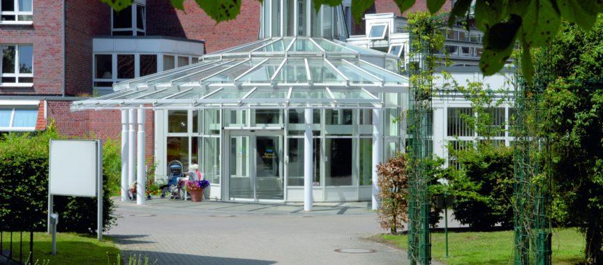 Residenz am Wiesenkamp in Volksdorf