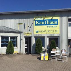 Sozialkaufhaus Ahrensburg