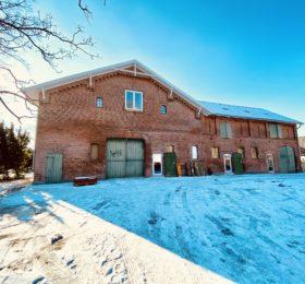 Das denkmalgeschütze Haus in Bergstedt wird eine Kita