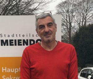 Schulleiter Stefan Möller von der Stadtteilschule Meiendorf