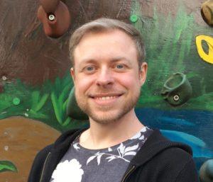 Christian Spieker von der Tiegerente in Bergstedt