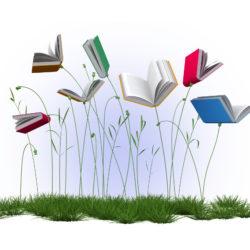 Bücher wachsen lassen