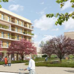 Wohnen im Grünen: So soll das Hinsbleek-Quartier aussehen.