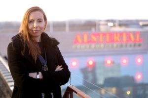 Ludmilla Brendel ist die Center-Managerin im Alstertal Einkaufszentrum
