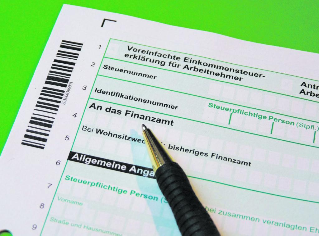 Steuererklärung 2019: Abgabefrist um sechs Monate ...