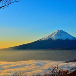 Japan fujijama